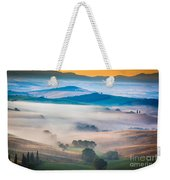 Val D'orcia Enchantment Weekender Tote Bag by Inge Johnsson