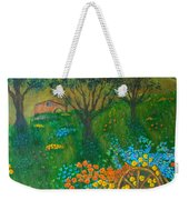 Val D'orcia Weekender Tote Bag by Pamela Allegretto