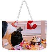 Valentine Be Mine Weekender Tote Bag
