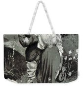 Valentines Day, 1898 Weekender Tote Bag