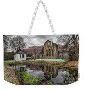 Valle Crucis Abbey Weekender Tote Bag