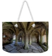 Valle Crucis Chapter House  Weekender Tote Bag