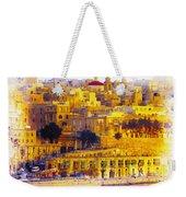 Valletta Capital Of Malta Weekender Tote Bag