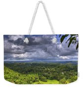 Valley At Chocolate Hills Weekender Tote Bag
