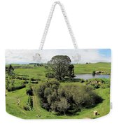 Valley At Hobbiton Nz Weekender Tote Bag