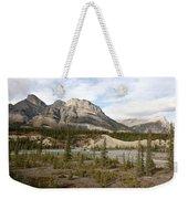 Valley Crossing - Yoho National Park, British Columbia Weekender Tote Bag