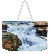 Valley Falls Weekender Tote Bag