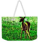 Valley Forge Deer Weekender Tote Bag