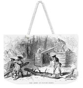 Valley Forge: Huts, 1777 Weekender Tote Bag