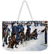 Valley Forge: Steuben, 1778 Weekender Tote Bag