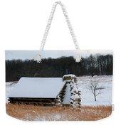 Valley Forge Winter 10 Weekender Tote Bag