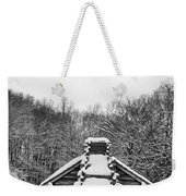 Valley Forge Winter 13  Per Request Weekender Tote Bag