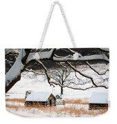 Valley Forge Winter 14 Weekender Tote Bag