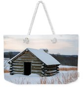 Valley Forge Winter 2 Weekender Tote Bag