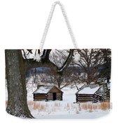 Valley Forge Winter 6 Weekender Tote Bag