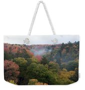 Valley Of Color Weekender Tote Bag