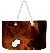 Valley Of Fire Arch Weekender Tote Bag