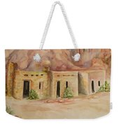 Valley Of Fire Cabins Weekender Tote Bag