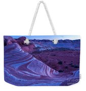 Valley Of Fire - Fire Wave 2 - Nevada Weekender Tote Bag