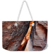 Valley Of Fire Mouse's Tank Canyon Weekender Tote Bag
