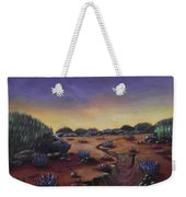 Valley Of The Hedgehogs Weekender Tote Bag