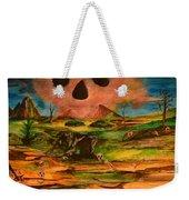Valley Of The Skulls Weekender Tote Bag