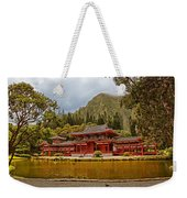 Valley Of The Temples Weekender Tote Bag