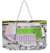 Valley Parade Stadia Art - Bradford City Fc Weekender Tote Bag