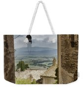 Valley View - Assisi Weekender Tote Bag