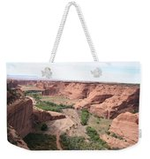 Canyon De Chelly Valley View   Weekender Tote Bag