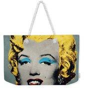 Vampire Marilyn Weekender Tote Bag