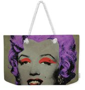 Vampire Marilyn Variant 3 Weekender Tote Bag
