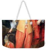 Van Dyck's Henri II De Lorraine Weekender Tote Bag