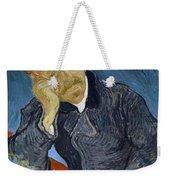 Van Gogh Dr Gachet Weekender Tote Bag