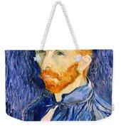 Van Gogh On Van Gogh Weekender Tote Bag