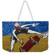 Van Gogh's Half Pipe Weekender Tote Bag