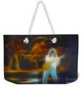 Van Halen-91-ge7a-fractal Weekender Tote Bag