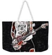 Van Halen-93-mike-gc23-fractal Weekender Tote Bag