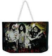 Van Halen - Ain't Talkin' 'bout Love Weekender Tote Bag
