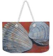 Van Hyning's Cockle Shells Weekender Tote Bag