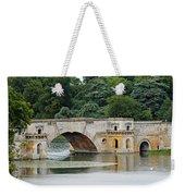 Vanbrughs Grand Bridge Weekender Tote Bag by Tony Murtagh