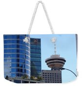 Vancouver Architecture 2 Weekender Tote Bag