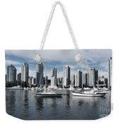 Vancouver Harbour  Weekender Tote Bag