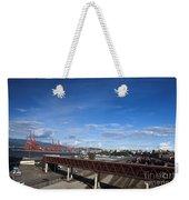 Vancouver Shipyards Weekender Tote Bag
