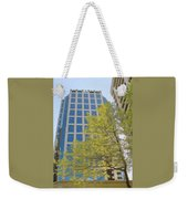 Vancouver Silhouettes No 1 Weekender Tote Bag