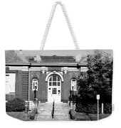 Vancouver's First Library Turned Museum Weekender Tote Bag