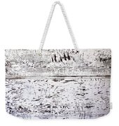 Vandalized Weekender Tote Bag