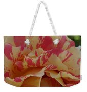 Variegated Rose Weekender Tote Bag