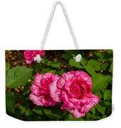 Variegated Roses Weekender Tote Bag