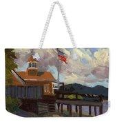 Vashon Island 4th Of July Weekender Tote Bag